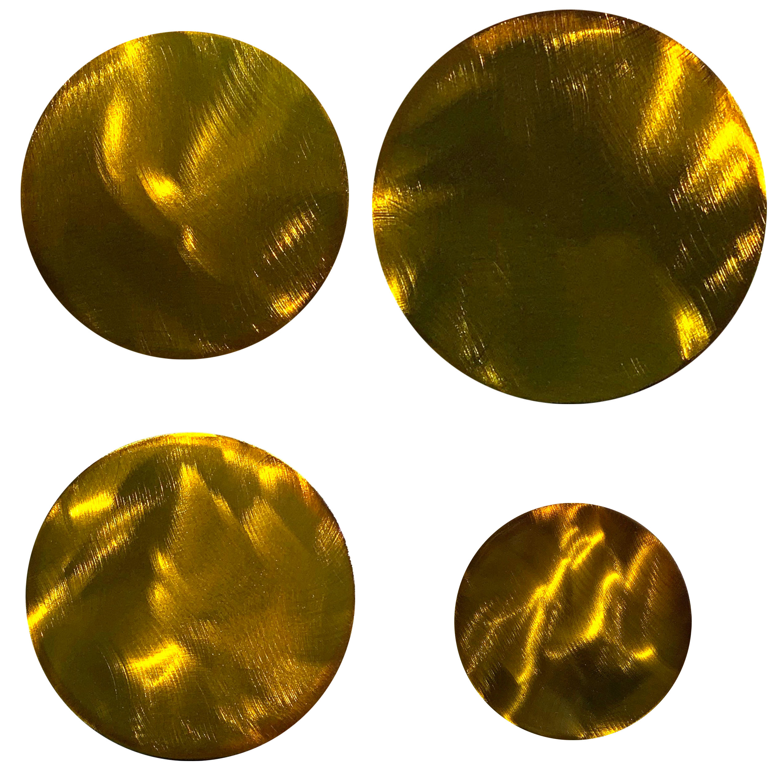 Interchangeable Sidewave Candy Yellow 7055 Inc